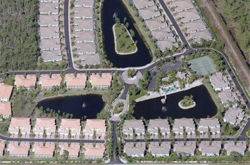 Coconut Shores aerial photo