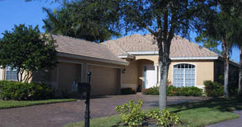 Single family homes in Pelican Sound