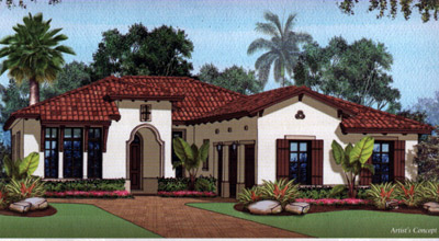 Villas of Traditions At Grey Oaks